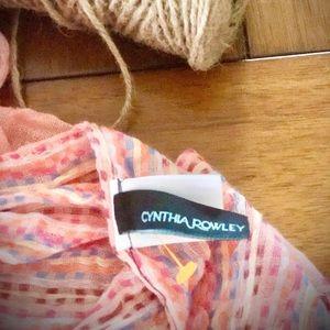 Cynthia Rowley Accessories - Cynthia Rowley Scarf 🛍3/25.00